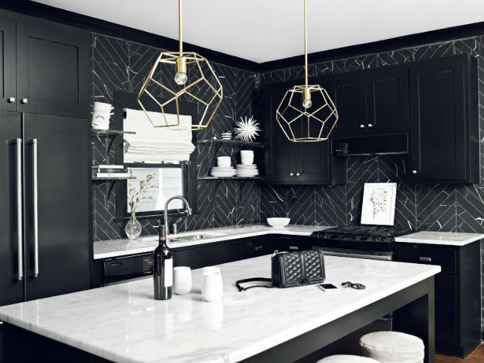 black kitchen9