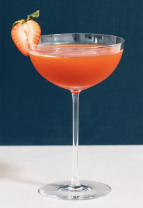 Bitter Valentine Cocktail